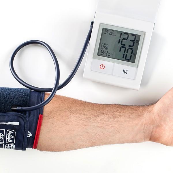 Pravidelně si kontrolujte krevní tlak