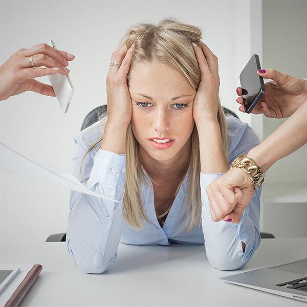 Minimalizujte stres