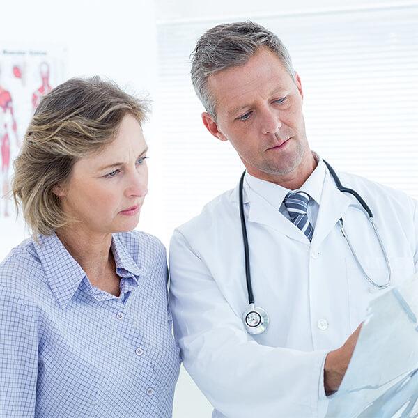 Navštivte lékaře již přI prvních potížích