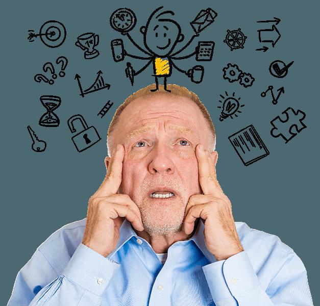 Poruchy koncentrace